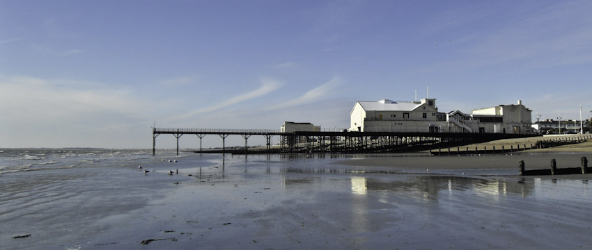 Bognor Regis Pier East View