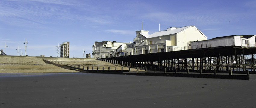 Bognor Regis Pier West View - By Colin Clark